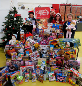 Donate | Surrey Christmas Bureau